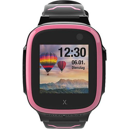 XPLORA Smartwatch XPLORA 5 Play, Nano SIM, 2 MP Kamera, rosa