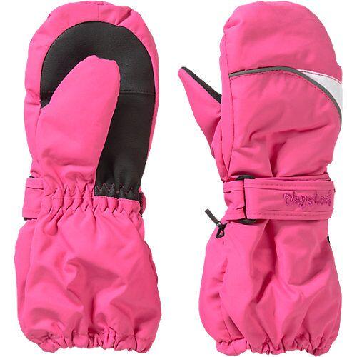 Playshoes Fäustlinge pink Mädchen Kleinkinder