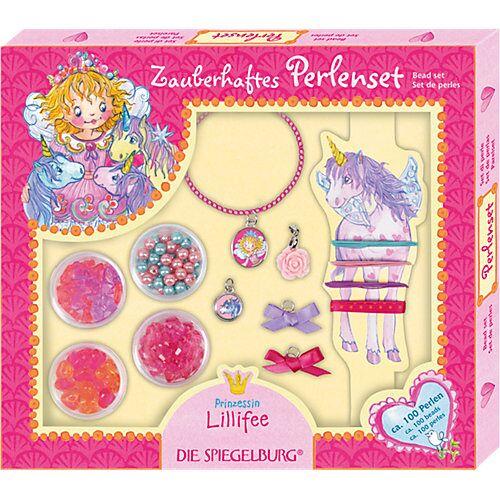 Spiegelburg Einhorn-Paradies: Perlenset Einhorn