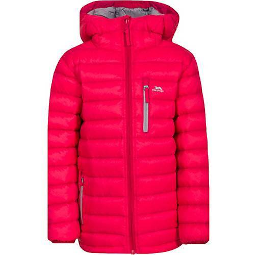 TRESPASS Kinder Winterjacke MORLEY rosa