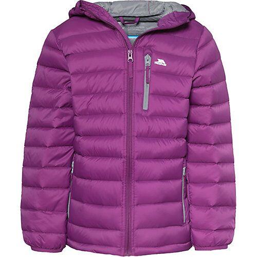 TRESPASS Winterjacke MORLEY  violett Mädchen Kinder