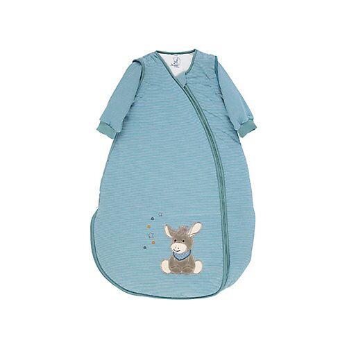 Sterntaler Schlafsack mit Arm 'Emmi' Babyschlafsäcke blau