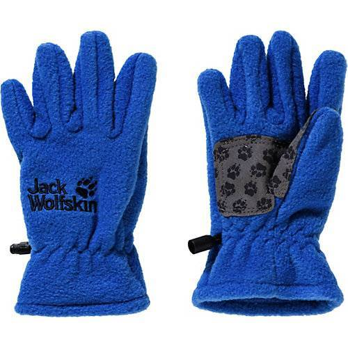 JACK WOLFSKIN Kinder Fingerhandschuhe blau