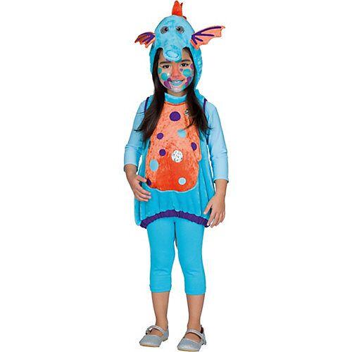MOTTOLAND Kostüm Seepferdchen Gr. 92
