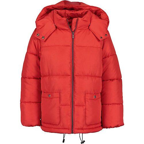 BLUE SEVEN Winterjacke  rot Mädchen Kinder