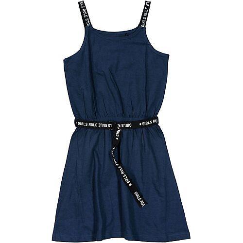 STACCATO Kinder Kleid + Gürtel blue denim Mädchen Kinder