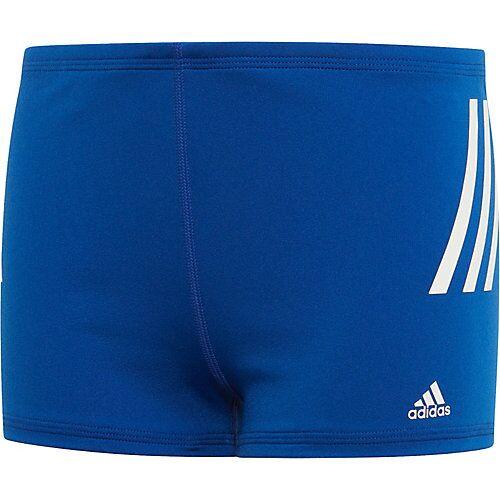 adidas Badehose PRO BX 3S Y  blau/weiß Jungen Kleinkinder
