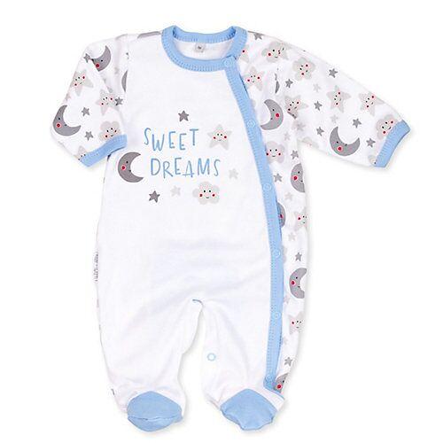 Baby Sweets Schlafanzug Sweet Dreams Jungen Schlafanzüge  weiß/grau Jungen Kinder