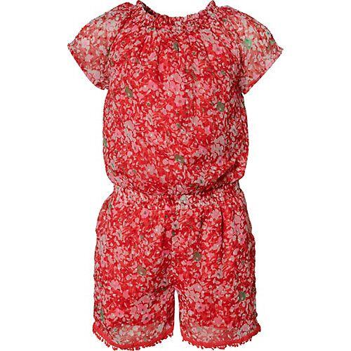 s.Oliver Kinder Jumpsuit rot Mädchen Kinder