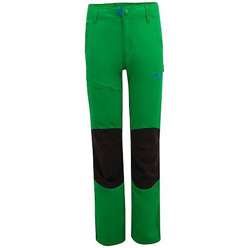TROLLKIDS Kinder Outdoorhose HAMMERFEST P mit UV-Schutz grün