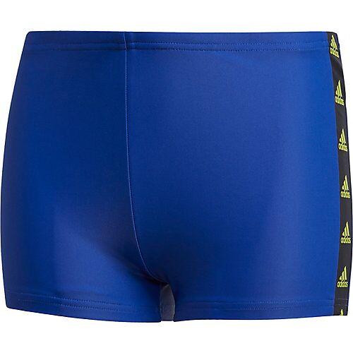 adidas Badehose TAPE  blau Jungen Kleinkinder