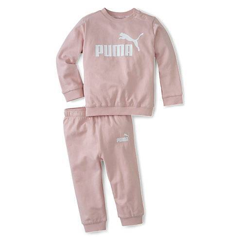 PUMA Baby Jogginganzug ESS  rosa Mädchen Baby