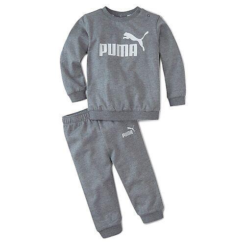 PUMA Baby Jogginganzug ESS  grau Jungen Baby