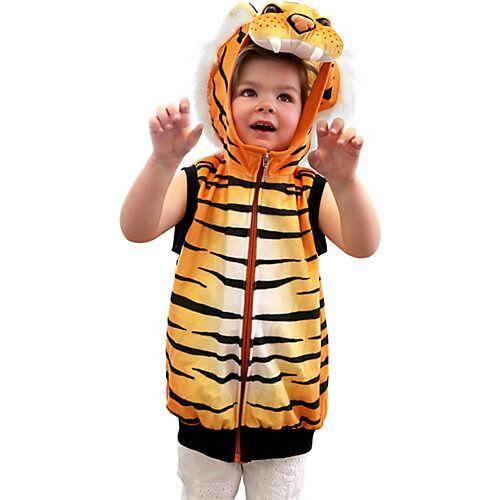 Small Foot Kostüm-Weste Tiger
