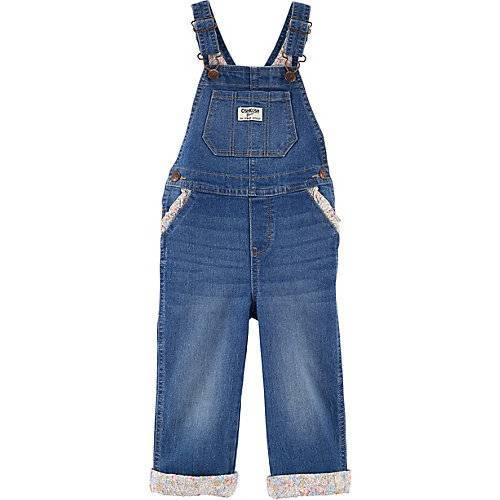 OshKosh Baby Latzhose  blau Mädchen Kinder
