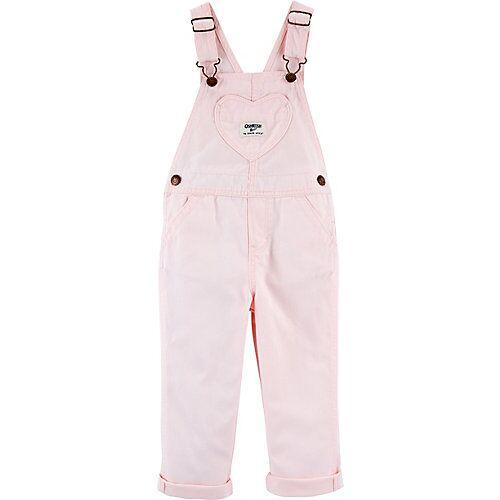 OshKosh Baby Latzhose  rosa Mädchen Kinder
