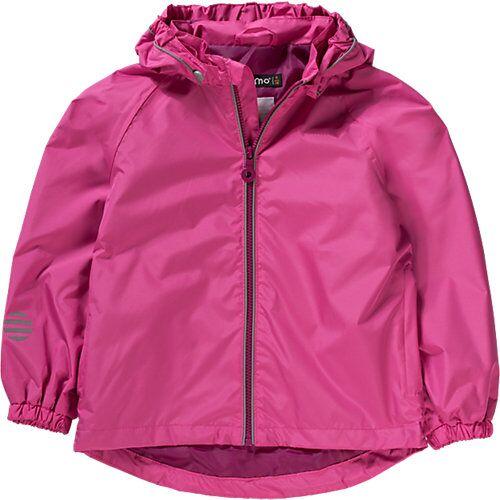 Minymo Regenjacke  pink Mädchen Kinder