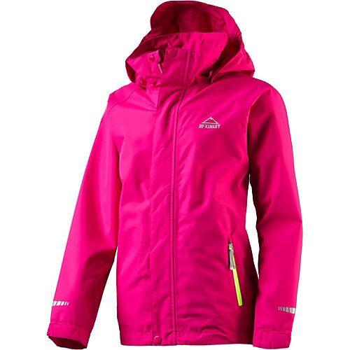McKinley Regenjacke  pink Mädchen Kinder