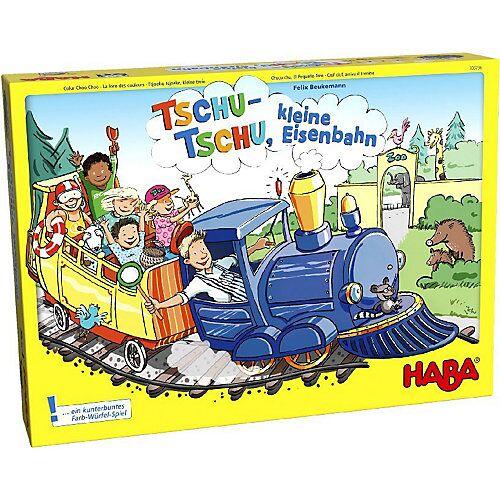 Haba Tschu-tschu, kleine Eisenbahn