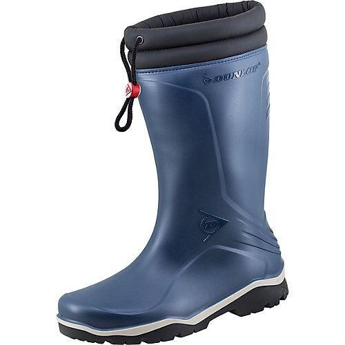 Dunlop Winterstiefel Blizzard blau Winterstiefel Kinder  Kinder