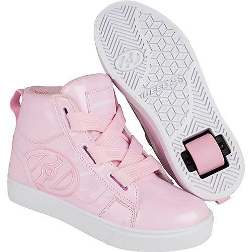 HEELYS Schuhe mit Rollen , High Line rosa Mädchen Kinder