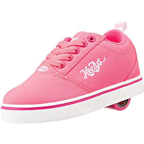 HEELYS Sneakers Low PRO 20  pink/weiß Mädchen Kinder