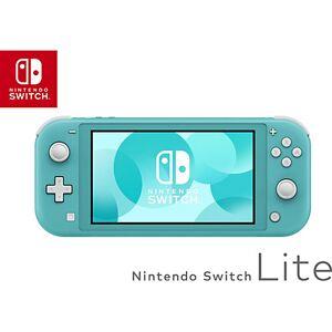Nintendo Switch Lite Türkis & Animal Crossing: New Horizons-Edition türkis