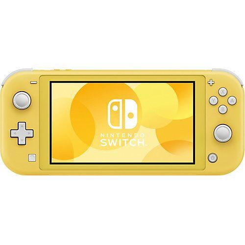 Nintendo Switch Lite Konsole, gelb