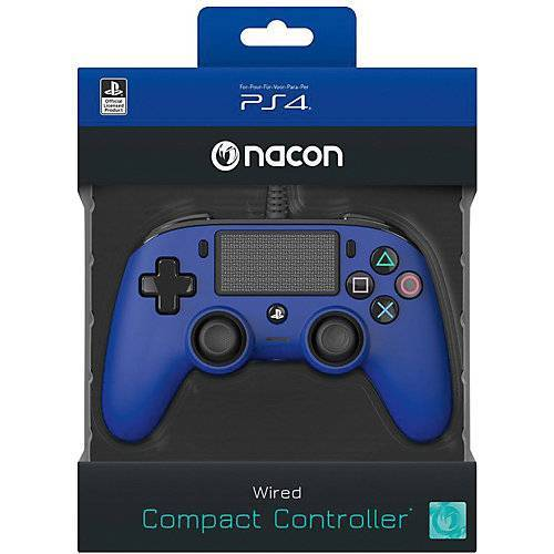 bigben PS4 Controller Color Edition (blau)