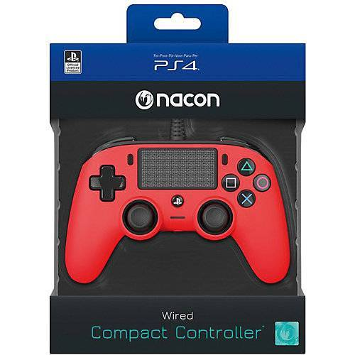 bigben PS4 Controller Color Edition (rot)