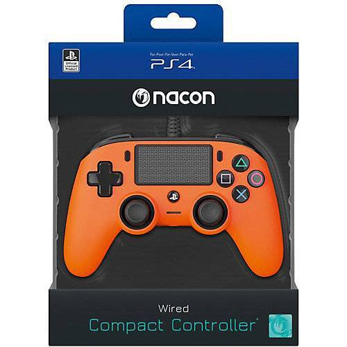bigben PS4 Controller Color Edition (orange)