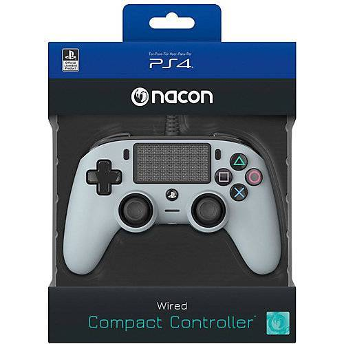 bigben PS4 Controller Color Edition (silber)