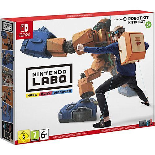 Nintendo Labo - Toy-Con 02 Robo-Set (Nintendo Switch)