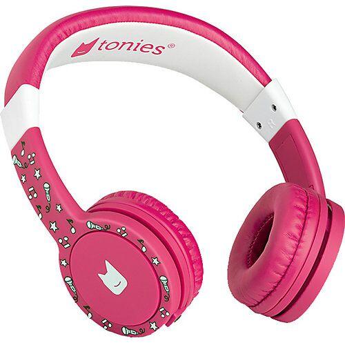 tonies Tonie Kinderkopfhörer - Lauscher, pink
