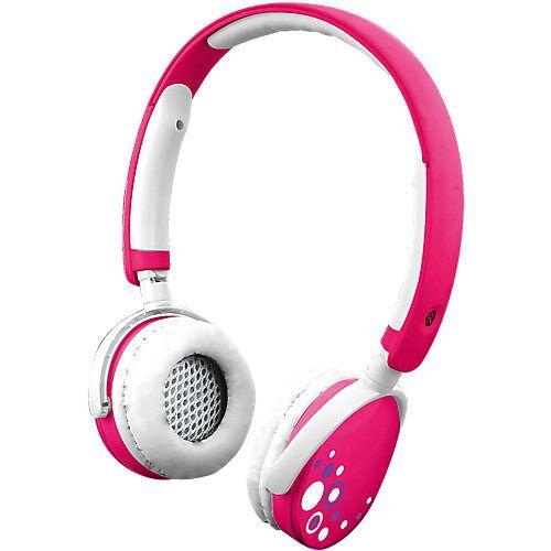 Kurio Kinderkopfhörer Kurio pink