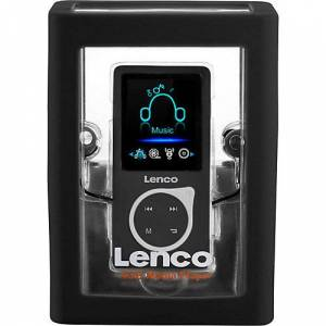 Lenco MP4-Player XEMIO-668 8GB schwarz