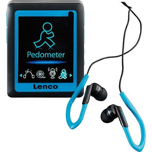 Lenco MP4-Player mit Schrittzähl...