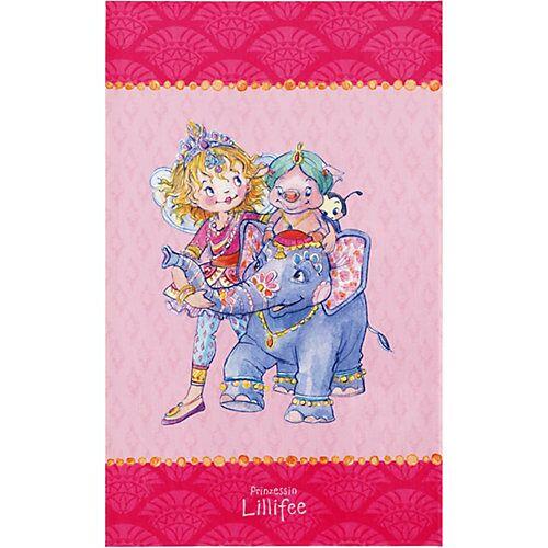 Prinzessin Lillifee Kinderteppich Prinzessin Lillifee und Freunde, 80 x 150 cm mehrfarbig