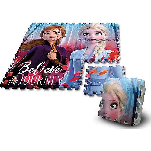 Disney Die Eiskönigin Die Eiskönigin 2 Spielmattenpuzzle, 9 Teile