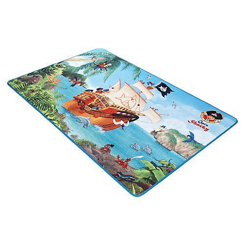 Capt´n Sharky Kinderteppich Capt'n Sharky, 100 x 160 cm