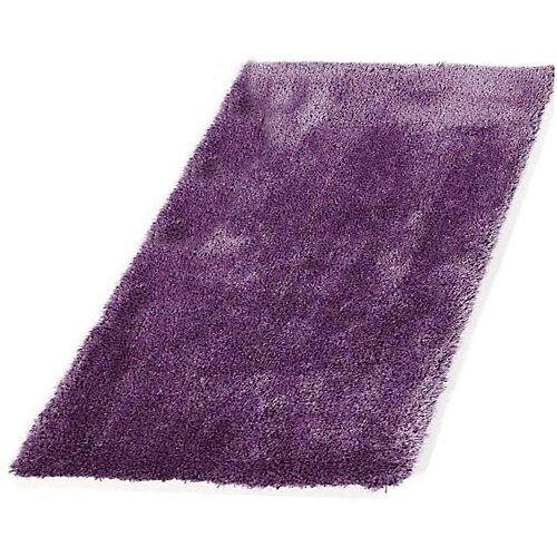 Teppich Shaggy, violett lila