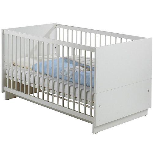 Geuther Kinderbett FRESH, Weiß, 70 x 140 cm weiß