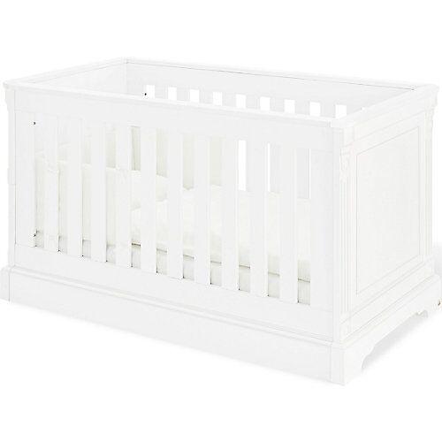 Pinolino Kinderbett EMILIA, 70 x 140 cm, MDF weiß