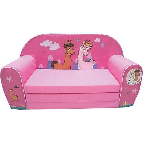 KNORRTOYS.COM Kindersofa La-La-Lama Lounge, pink