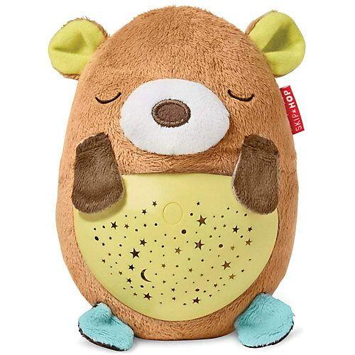 Skip Hop Einschlafhilfe Drück-mich-Bär mit Projektion braun