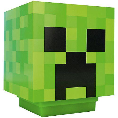 Minecraft Leuchte Creeper
