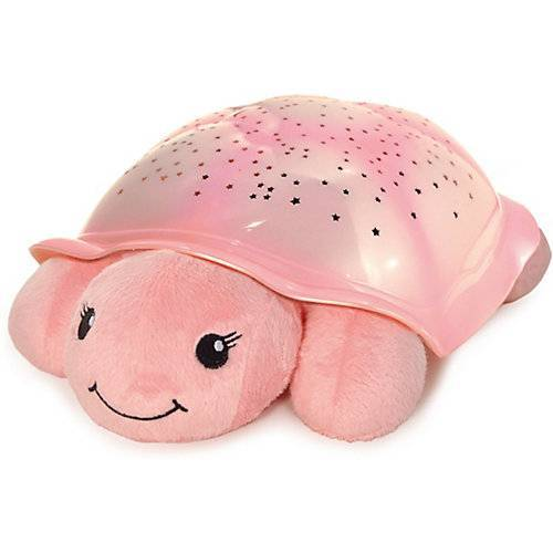 cloudb Nachtlich Schildkröte, rosa