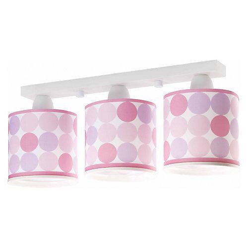 Dalber Deckenlampe Colors rosa