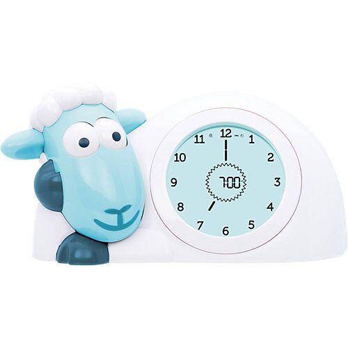 ZaZu Schlaftrainer, Uhr & Nachtlicht SAM, blau