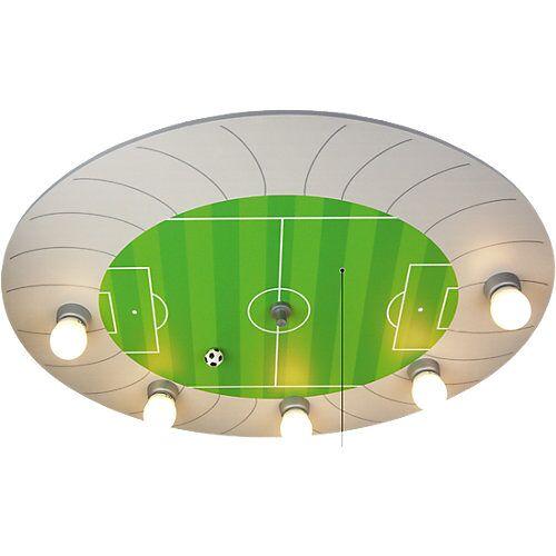 NIERMANN Deckenlampe, Fußball-Stadion grün